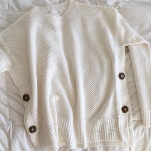Brand new knitted sweater